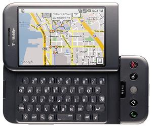 HTC Dream (Era G1) – specyfikacja