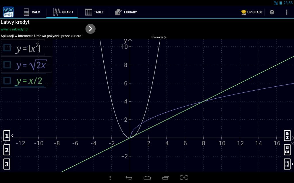 Mathlab Caluclator - kalkulator graficzny